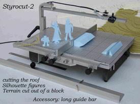 Styrocut泡沫模型切机